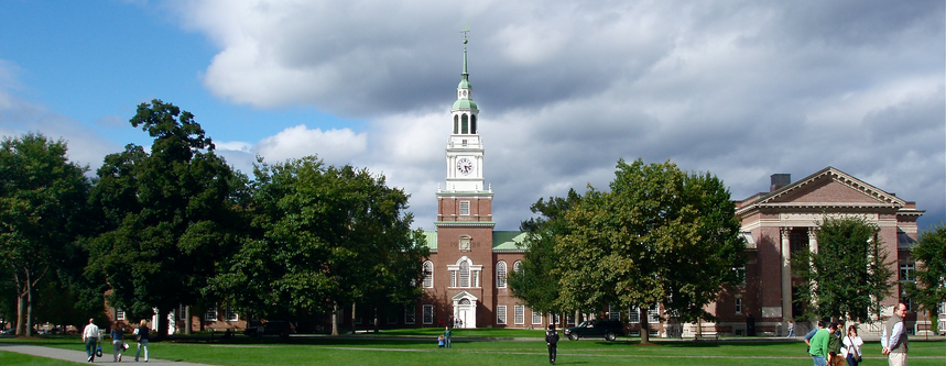 baker library dartmouth college