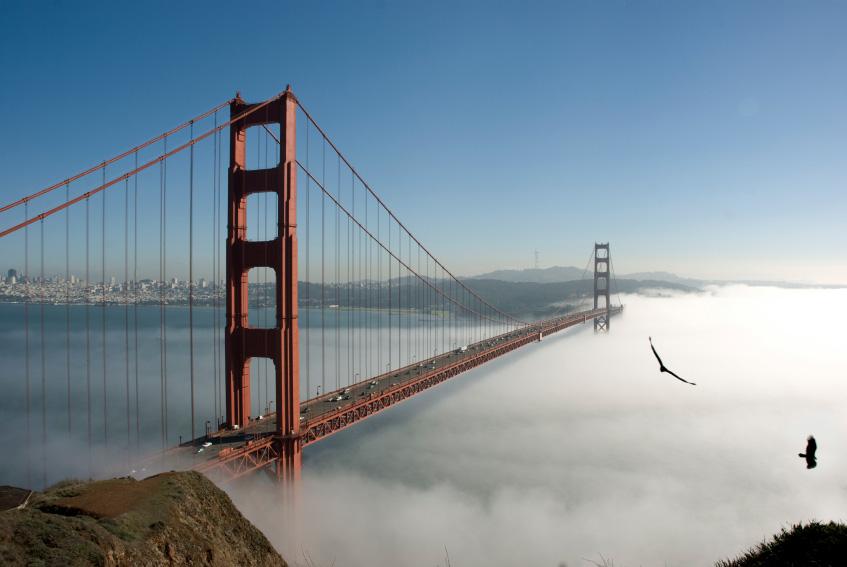 San Fran - Bridge
