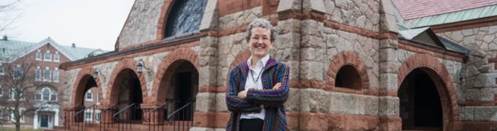 An Interview with Nancy Vogele '85