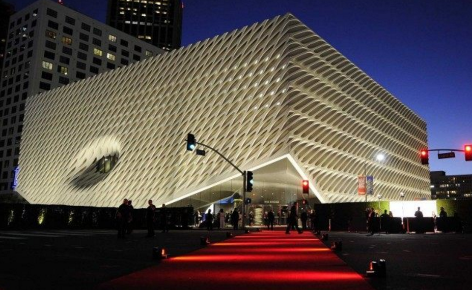 Broad Museum in Los Angeles – Free DGALA Viewing