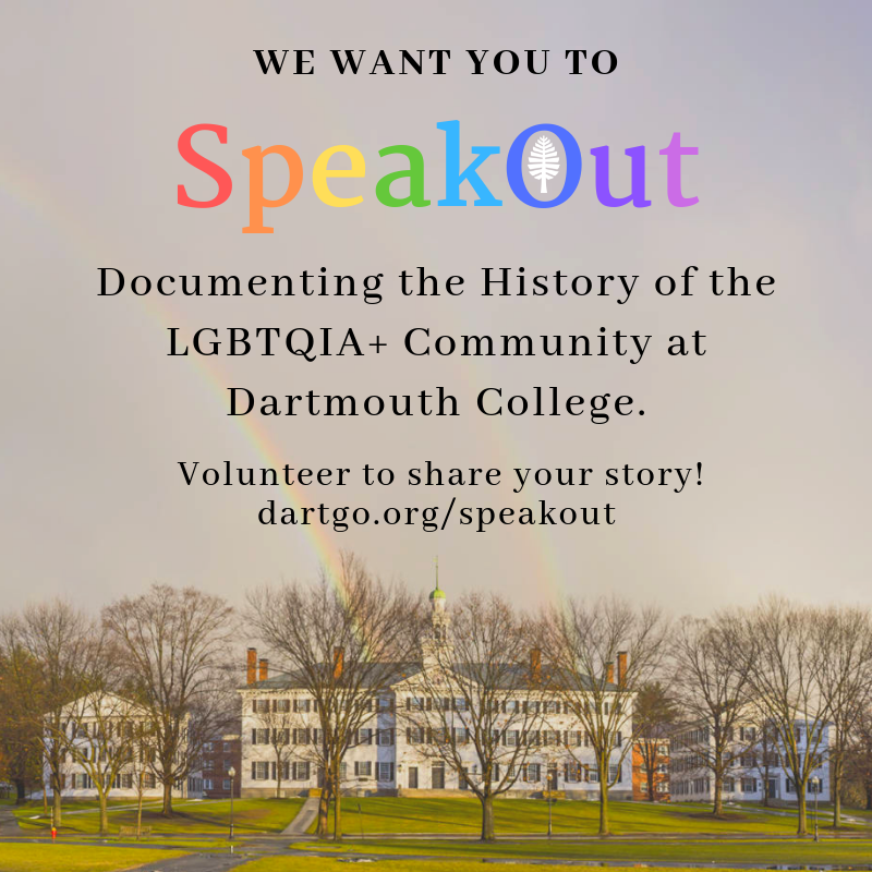 Volunteer for SpeakOut