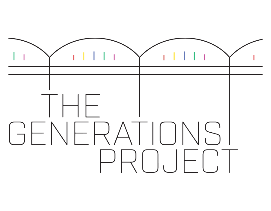 The Generations Project logo